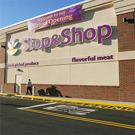 Arverne By The Sea is proud to welcome the Stop & Shop supermarket to our neighborhood. For all your everyday needs, go no farther than the community's own Stop and Shop. Groceries and errands aren't chores when they're this easy!