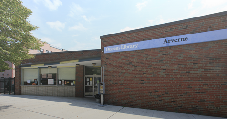 Queens Library at Arverne